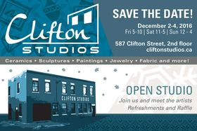 Winter 2016 Open Studio